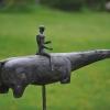 'Ruiter' brons