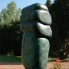'Meditatie'  brons