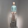 'Utopian' (pixel) kunststof- hout- acrylglas