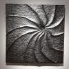 'Stille Wasser III' lindenhout- grafiet