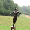 'De vlucht van Daedalus' brons