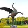 'Pegasus und Icarus'  brons - koper