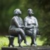 'Filosoferen' brons
