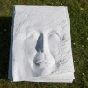 'Schetsboek 2'   Carrara marmer